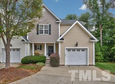 Townhouse Sold: 723 Magnolia Forest Court