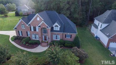 Wake County Single Family Home For Sale: 2500 Corley Wood Drive