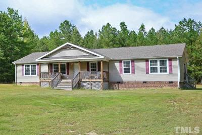 Wendell Single Family Home For Sale: 2806 Greenbrook Drive