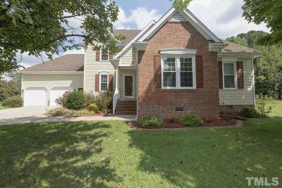 Fuquay Varina NC Single Family Home For Sale: $279,900