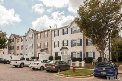 Raleigh Condo For Sale: 3020 Barrymore Street #111