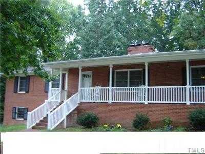 Cary NC Rental For Rent: $1,950