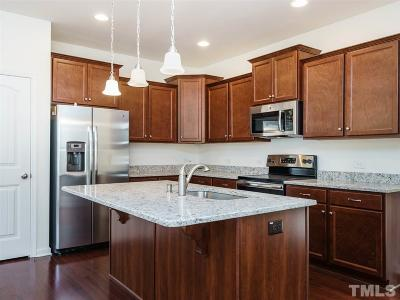 Clayton NC Townhouse For Sale: $204,990