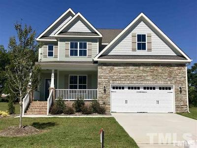 Clayton NC Single Family Home For Sale: $284,900