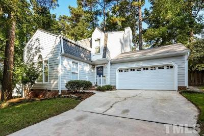 Cary Single Family Home For Sale: 108 McIntire Lane