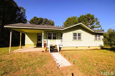 Sanford Single Family Home For Sale: 244 Blackstone Road