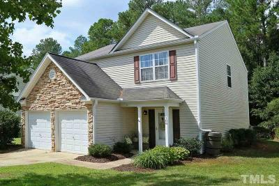 Holly Springs Single Family Home For Sale: 108 Sturminster Drive