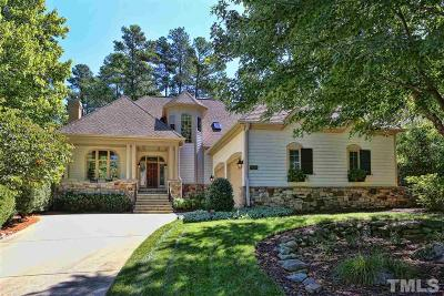Chapel Hill Single Family Home For Sale: 19006 Stone Brook