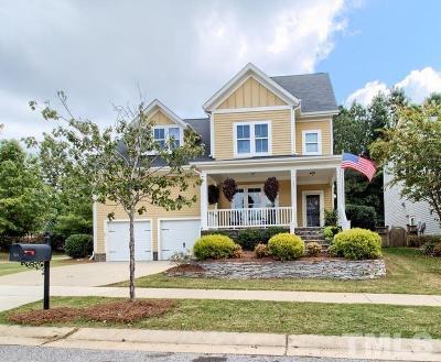 Sunset Oaks Single Family Home For Sale: 501 Edgepine Drive
