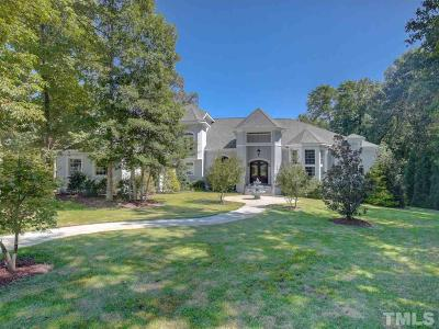 Holly Springs Single Family Home For Sale: 5109 Bartizan Drive