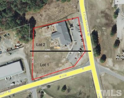 Granville County Commercial Lots & Land For Sale: 2177 Will Suitt Road