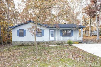Sanford Single Family Home For Sale: 1505 Overlook Court