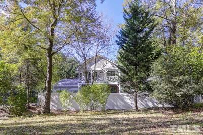 Pittsboro Single Family Home For Sale: 50 Kentview Drive