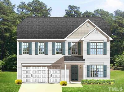 Clayton NC Single Family Home For Sale: $188,990