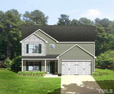 Clayton NC Single Family Home For Sale: $198,990