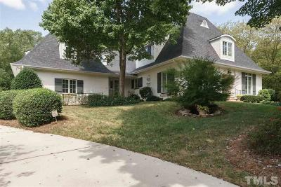 Wake County Single Family Home For Sale: 100 Devimy Court South