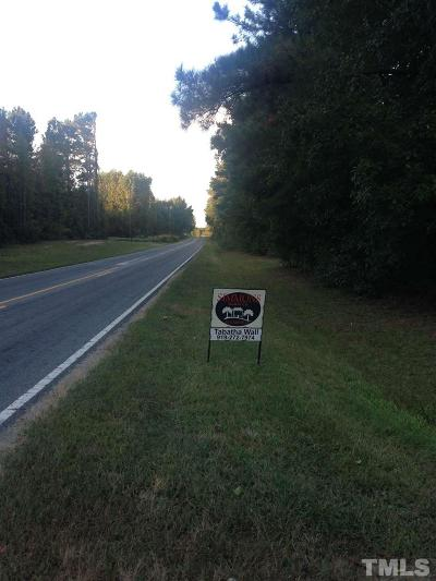 Wake County Residential Lots & Land Pending: 8024 Halifax Road