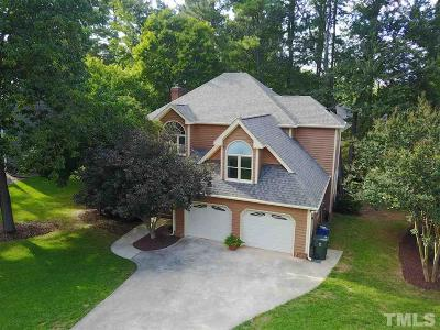 Raleigh Single Family Home For Sale: 8005 Llewellyn Court