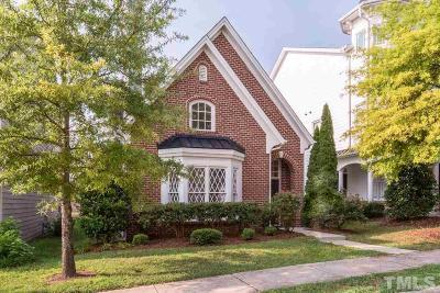 Morrisville Single Family Home For Sale: 1641 Legendary Lane