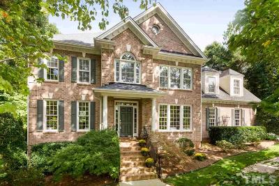 Wake Forest NC Single Family Home For Sale: $587,000