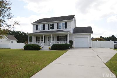 Fuquay Varina NC Single Family Home For Sale: $199,900