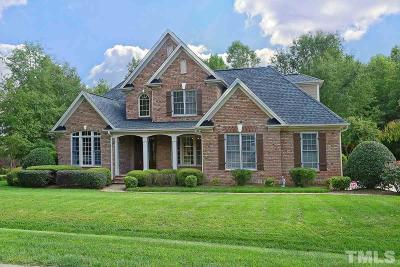 Apex Single Family Home For Sale: 2613 Whistleberry Court