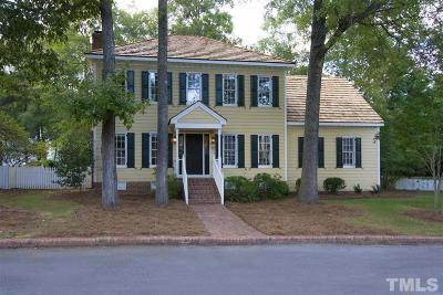 Cary Single Family Home For Sale: 105 Quarter Path