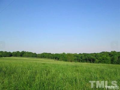 Siler City Residential Lots & Land For Sale: 1208 Bowers Store Road