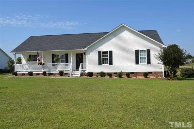 Johnston County Single Family Home For Sale: 134 Hugh Drive