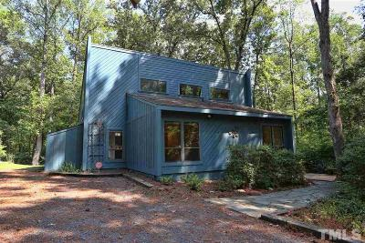 Pittsboro Single Family Home For Sale: 1 Benchmark