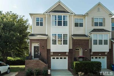 Townhouse For Sale: 4541 Pale Moss Drive