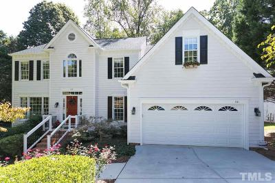 Cary NC Single Family Home For Sale: $349,900