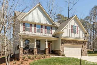 Youngsville NC Single Family Home For Sale: $354,999