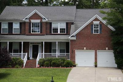 Cary Single Family Home For Sale: 313 Council Gap Court