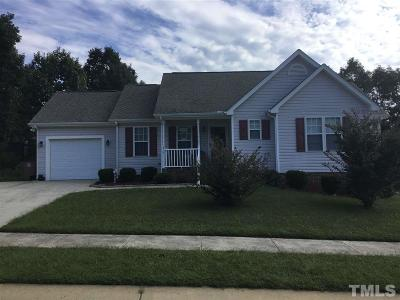 Wake Forest Single Family Home For Sale: 517 Groveton Trail