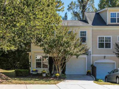 Wake Forest Townhouse Contingent: 546 Elm Avenue