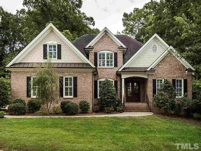 Raleigh Single Family Home For Sale: 661 Wimbleton Drive