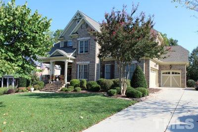Apex Single Family Home For Sale: 104 Pastro Court