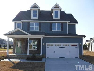 Fuquay Varina NC Single Family Home For Sale: $305,000