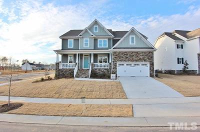 Wake Forest Single Family Home For Sale: 1001 Goldfinch Nest Court