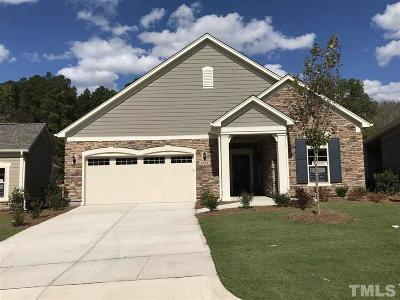 Cary Single Family Home For Sale: 1638 Vineyard Mist Drive