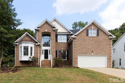 Raleigh Single Family Home For Sale: 8828 Deerland Grove Drive