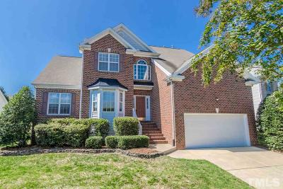 Cary Single Family Home For Sale: 2013 Ambrose Park Lane