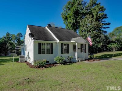 Wake Forest Single Family Home For Sale: 624 Wait Avenue