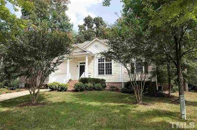Durham County Single Family Home For Sale: 8 Creeks Edge Court