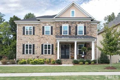 Apex Single Family Home For Sale: 125 Preatonwood Drive