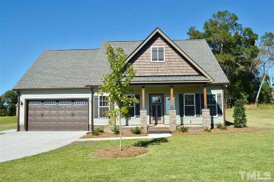 Johnston County Single Family Home For Sale: 127 Bella Square