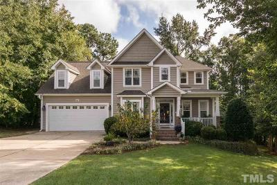 Clayton Single Family Home For Sale: 57 Brooksby Court