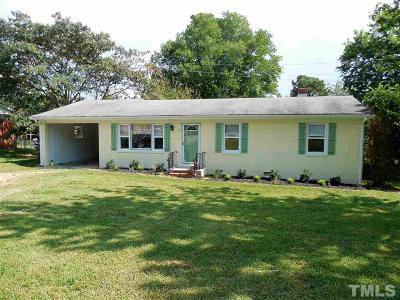 Single Family Home For Sale: 1623 S Main Street
