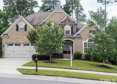 Wake Forest Single Family Home For Sale: 3712 Amberwine Lane